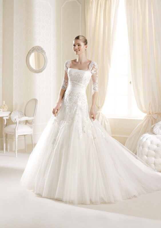 Свадебный салон La Sposa Свадебное платье Igarza - фото 1