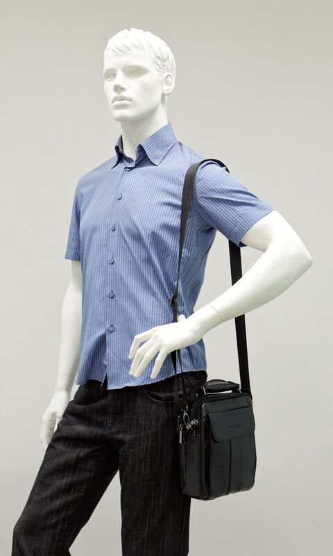 Магазин сумок Poshete Сумка мужская 186-1079 - фото 3