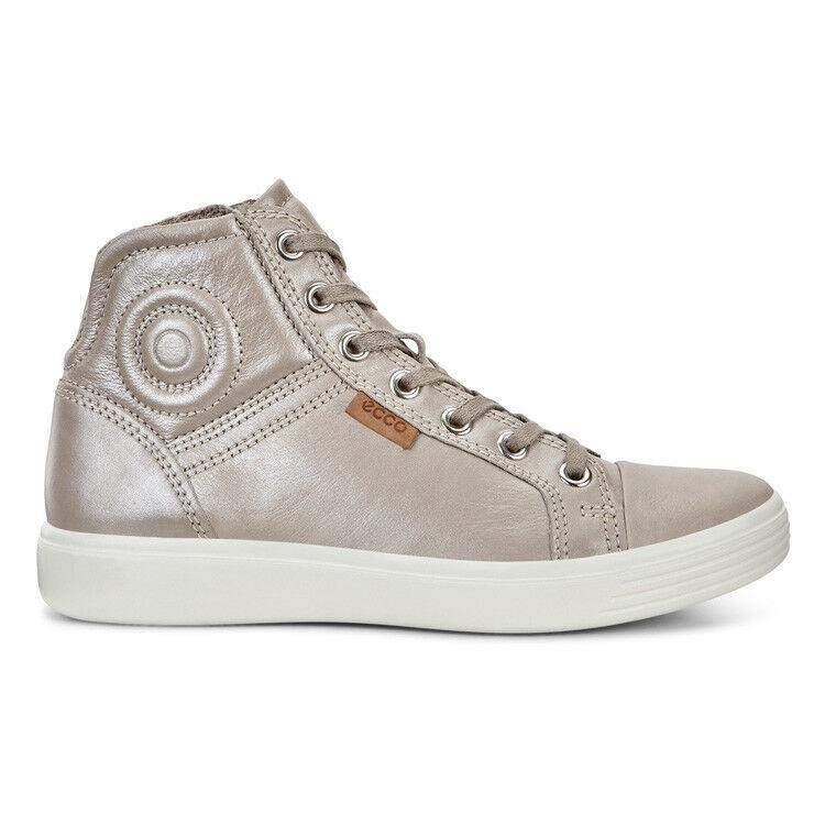 Обувь детская ECCO Кеды высокие S7 TEEN 780003/59146 - фото 3
