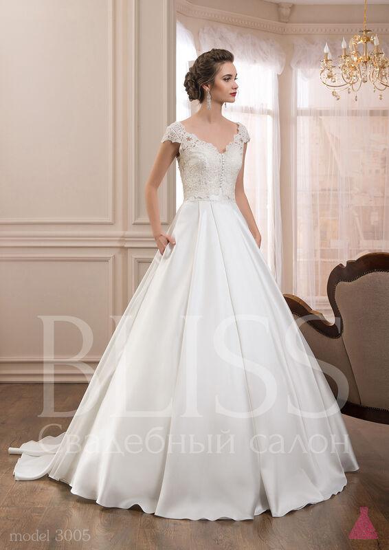 8b2c74d84073e3e Купить Свадебное платье Palermo Bliss в Минске – цены продавцов
