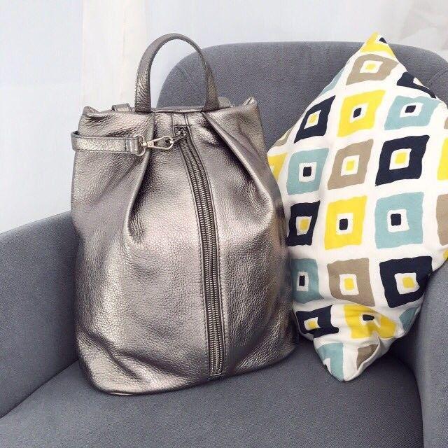 b8943d03cb55 Купить Кожаный рюкзак C00223 Vezze в Минске – цены продавцов