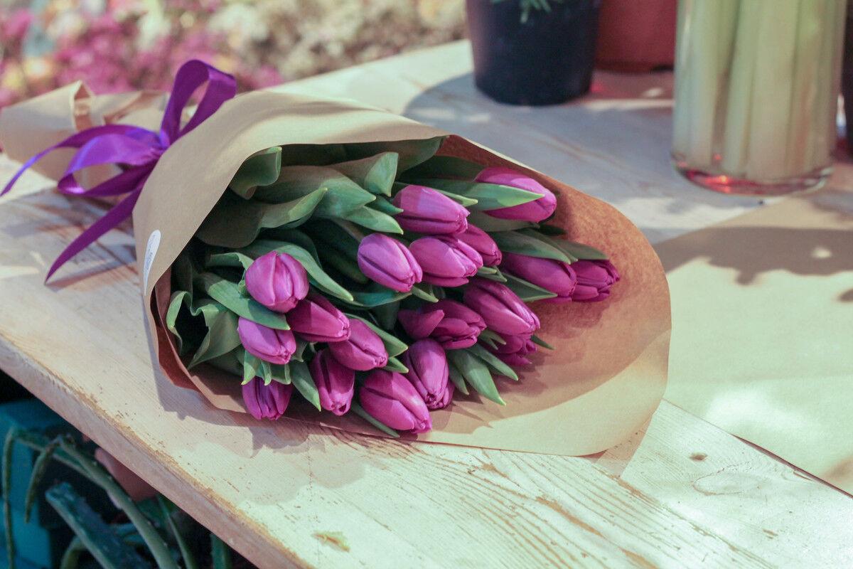 Магазин цветов Cvetok.by Букет «Марсель» - фото 1