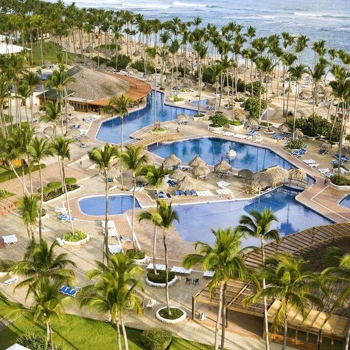 Туристическое агентство Новая Планета Пляжный авиатур в Доминикану, Пунта Кана, Sirenis Cocotal Beach Resort Casino & Aquagames 5* - фото 1