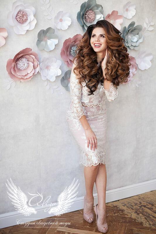 Вечернее платье ALIZA Комплект «Sandra» - фото 2