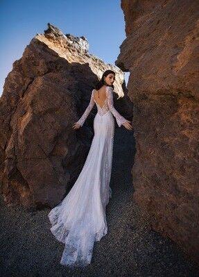 Свадебное платье напрокат Blammo-Biamo Свадебное платье Dream Ocean Yara - фото 2