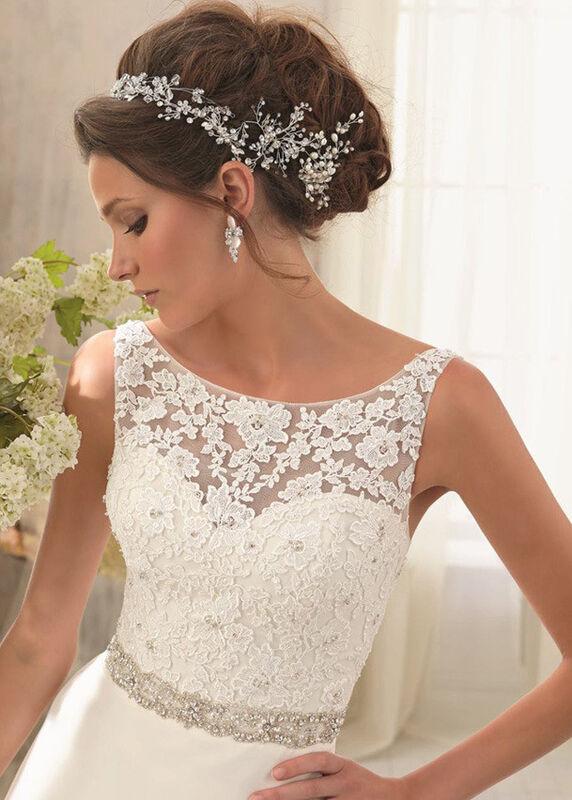 Свадебное платье напрокат Mori Lee Свадебное платье 5204 - фото 3