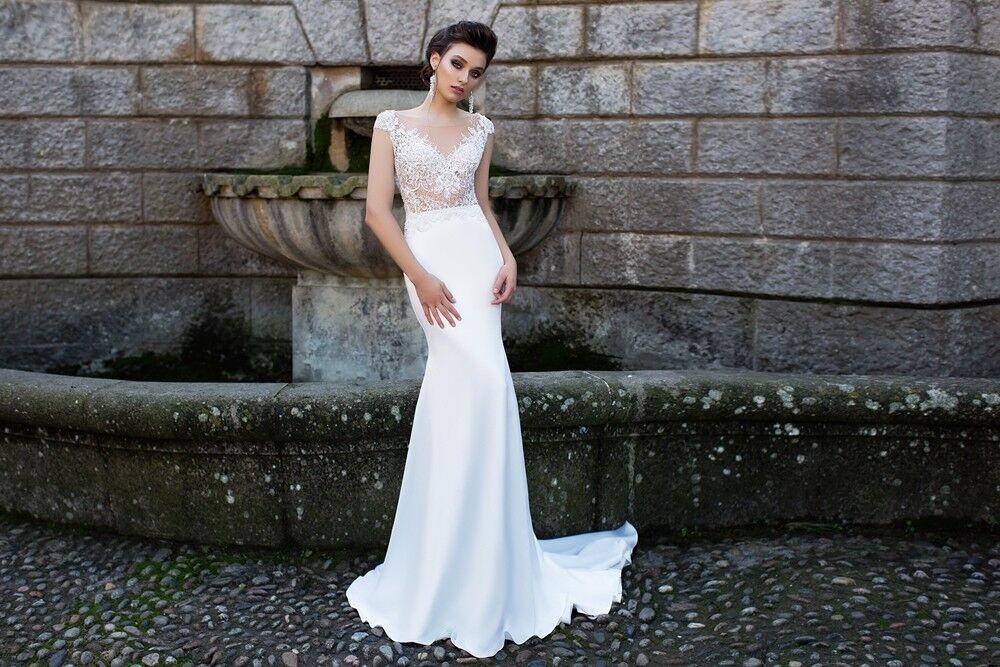 Свадебный салон Bonjour Свадебное платье «Katalea» из коллекции LA SENSUALITE 2017 - фото 2