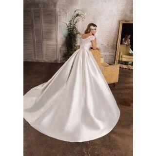Свадебное платье напрокат Nora Naviano Платье свадебное Bonni - фото 2