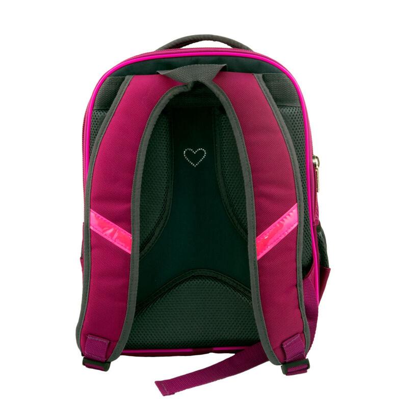 Магазин сумок Sandlex Рюкзак школьный «Котик» 429М - фото 3