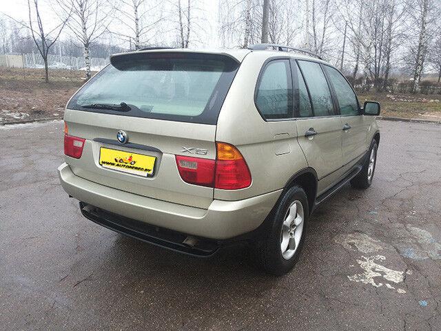 Прокат авто BMW X5 - фото 5