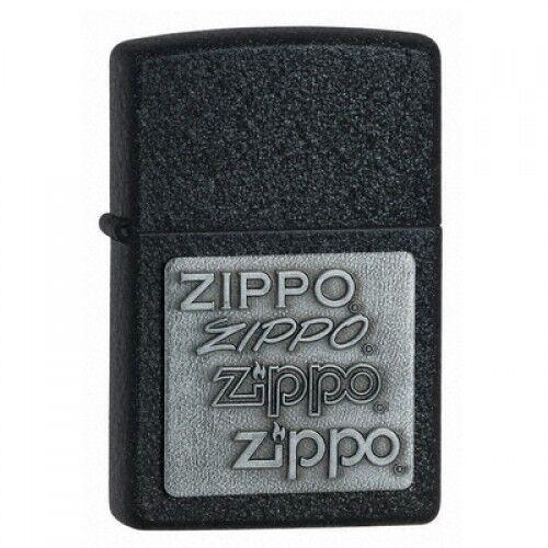 Подарок Zippo Зажигалка Pewter Emblem 363 - фото 1