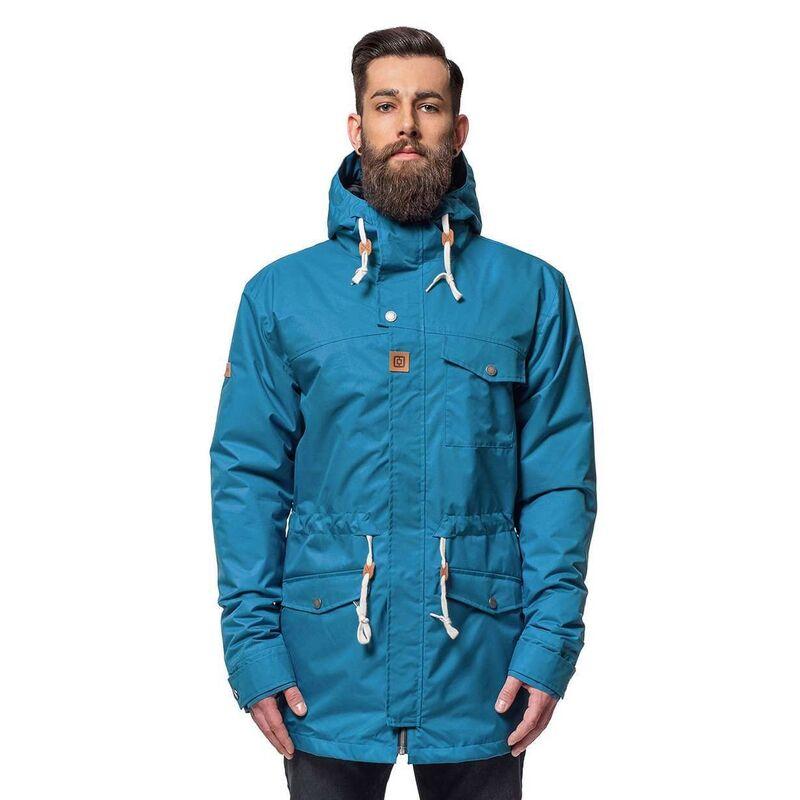 Спортивная одежда Horsefeathers Куртка Steam Синий SM630B2 - фото 1