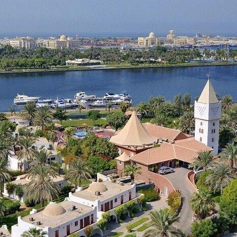 Туристическое агентство Вокруг Света Пляжный тур в ОАЭ, Шарджа, Marbella Resort 4* - фото 1