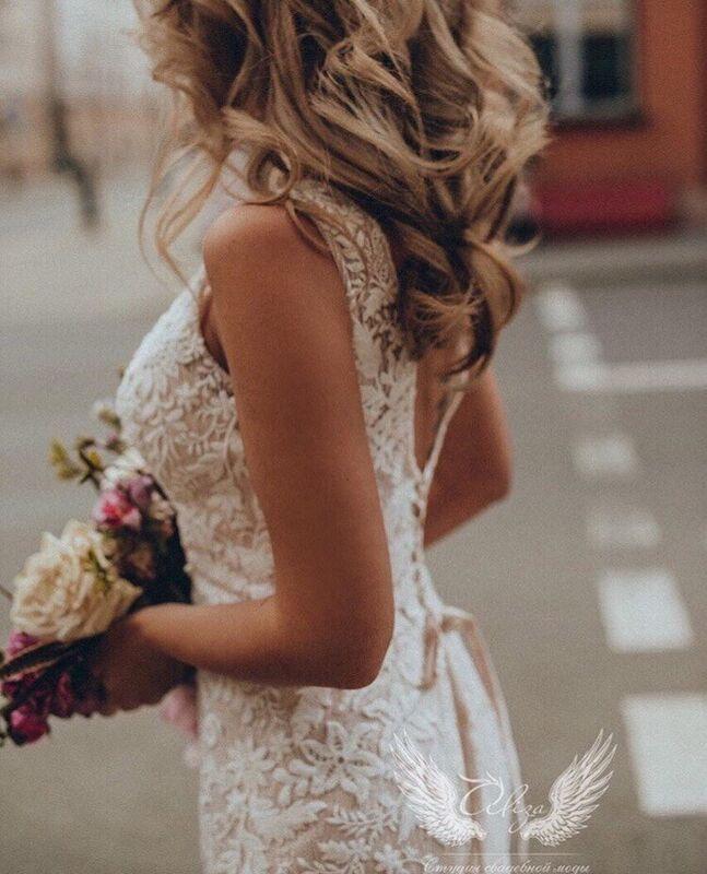 """Свадебное платье напрокат ALIZA свадебное платье  """"Julia"""" - фото 4"""