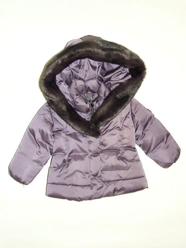 Верхняя одежда детская TRE API Куртка для девочки Z0226 - фото 1