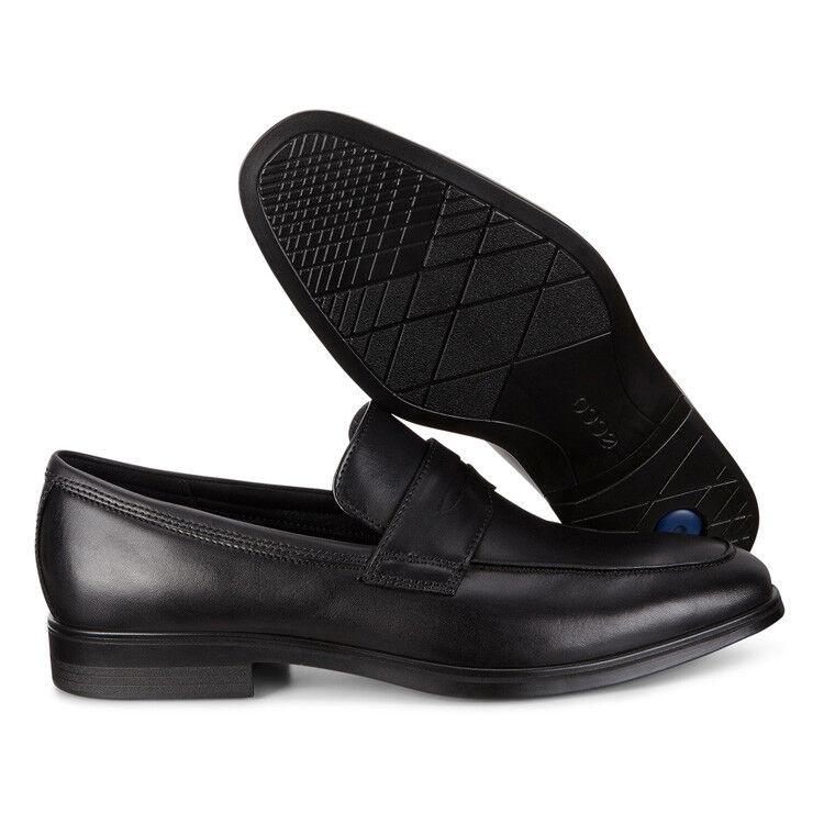 Обувь мужская ECCO Лоферы MELBOURNE 621684/01001 - фото 6