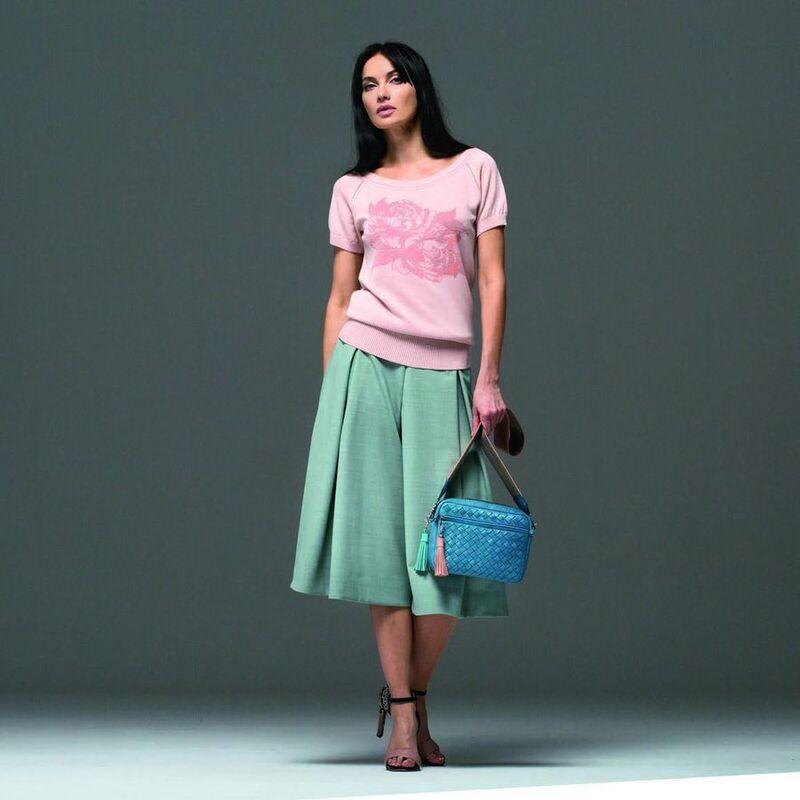 Кофта, блузка, футболка женская Mozart Блузка s-18163 - фото 1