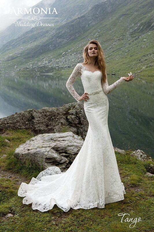 Свадебный салон Armonia Платье свадебное Tango - фото 1
