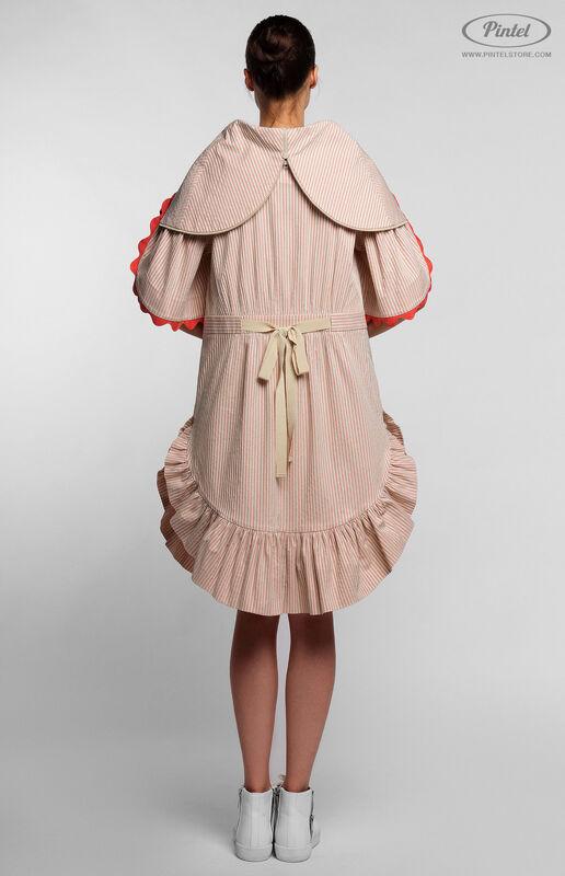 Платье женское Pintel™ Спортивное платье свободного силуэта FONG - фото 4