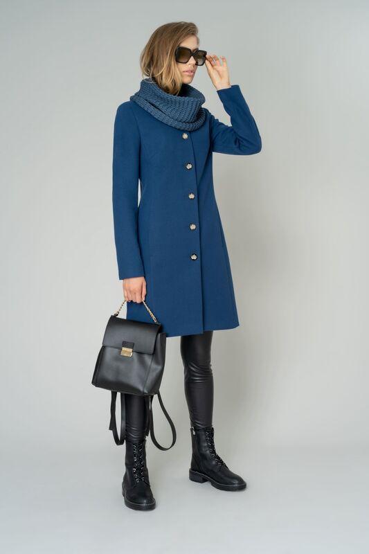Верхняя одежда женская Elema Пальто женское демисезонное 1-9534-1 - фото 1