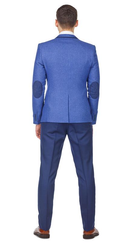 Пиджак, жакет, жилетка мужские HISTORIA Пиджак из фактурной ткани - фото 2