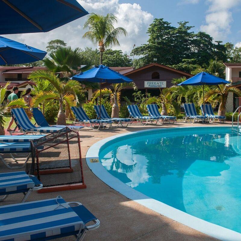 Туристическое агентство Denvi Travel Пляжный авиатур на Сейшельские о-ва, о. Праслин, Berjaya Praslin Beach 3* - фото 1