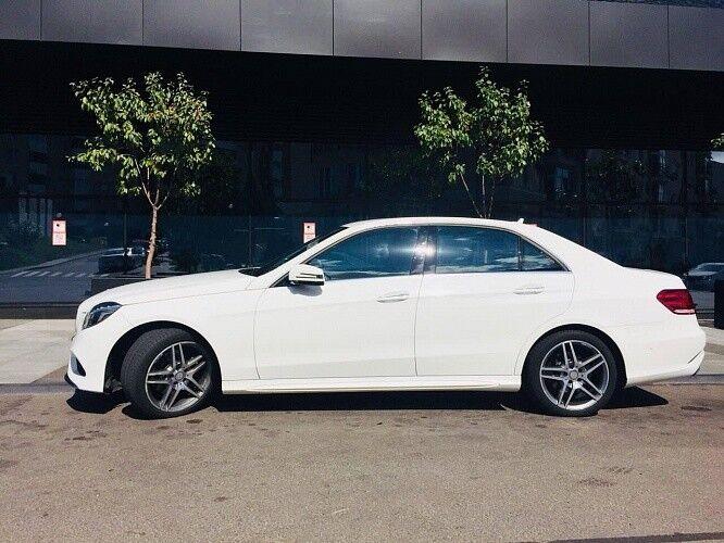 Прокат авто Mercedes-Benz E-Class Restyling - фото 1