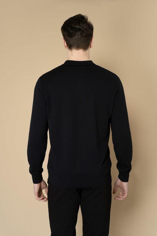 Кофта, рубашка, футболка мужская Etelier Джемпер мужской  tony montana 211395 - фото 4