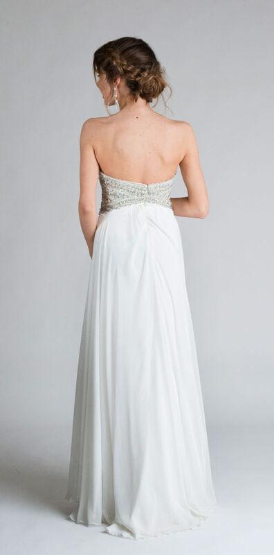 Свадебное платье напрокат JOVANI Свадебное платье - фото 2