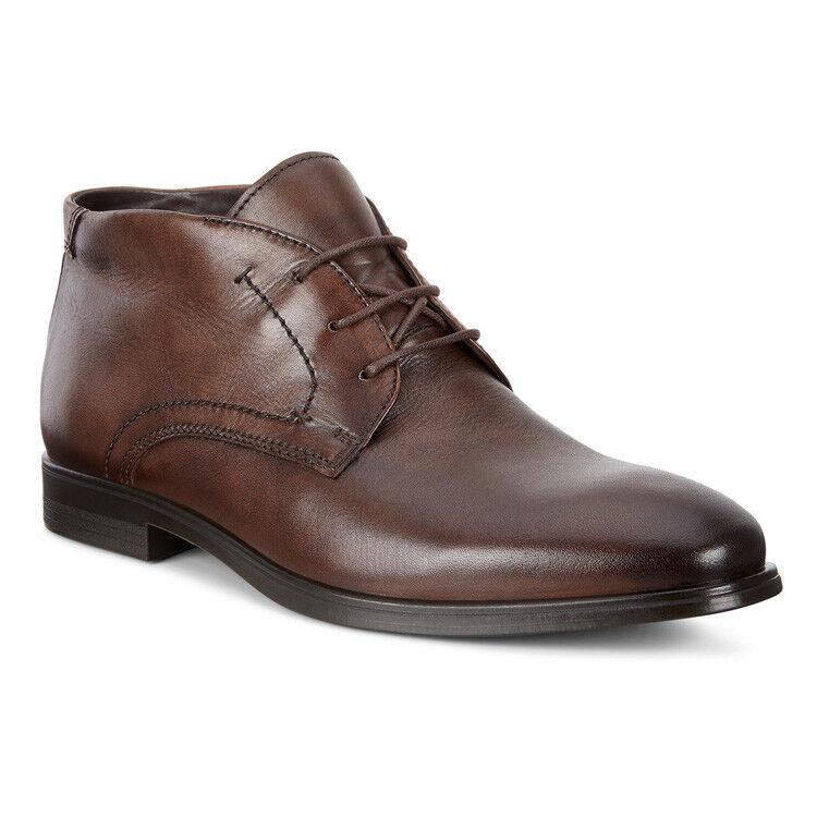 Обувь мужская ECCO Ботинки MELBOURNE 621614/01482 - фото 1