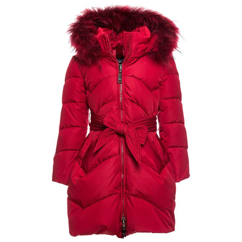 Верхняя одежда детская Monnalisa Пальто для девочки 170101 0003 0043 - фото 1