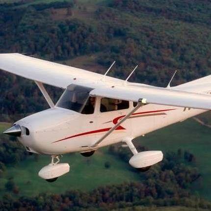 Магазин подарочных сертификатов NAVZLET Обзорный полет на самолете одиночный, 15 минут - фото 1