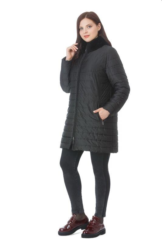 Верхняя одежда женская Elema Пальто женское зимнее Т-5706(2017) - фото 1