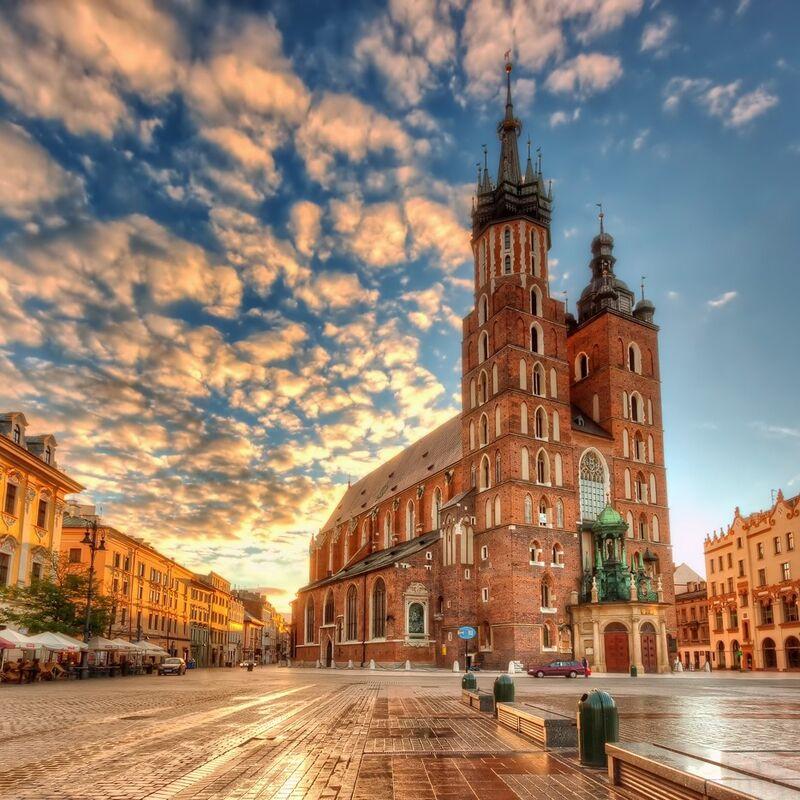 Туристическое агентство Новая Планета Автобусный экскурсионный тур «Краков – Величка*» - фото 1