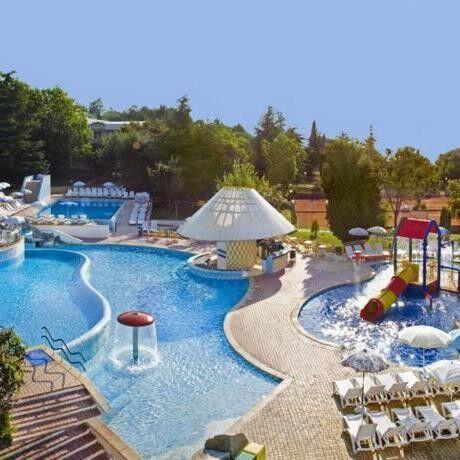 Туристическое агентство Трэвел Сок Пляжный авиатур в Болгарию, Албена, Hotel Orhidea 3* - фото 1