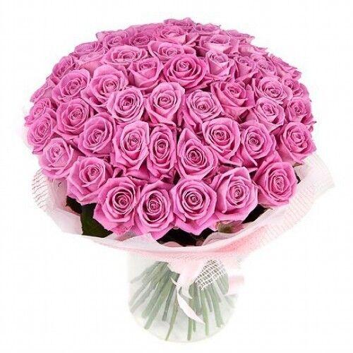 Магазин цветов Планета цветов Букет из роз №10 - фото 1