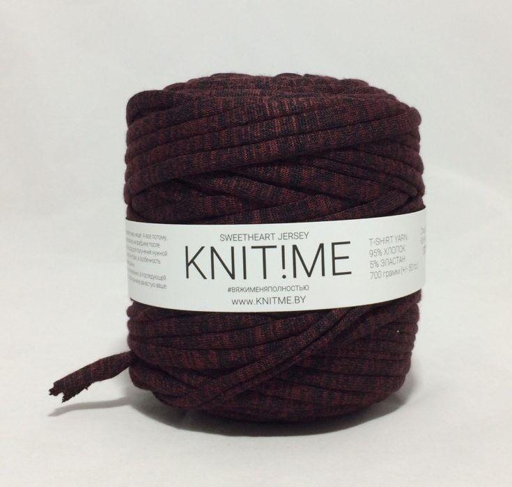 Товар для рукоделия Knit!Me Ленточная пряжа Sweetheart Jersey - SJ262 - фото 1