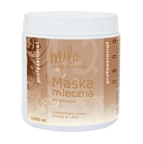 Уход за волосами Mila Молочная маска для волос - фото 1