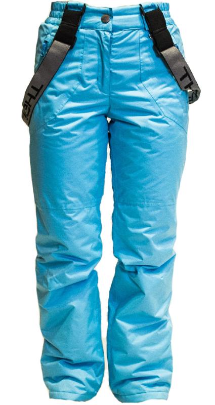 Спортивная одежда Free Flight Мембранные штаны F-1120 голубые - фото 1