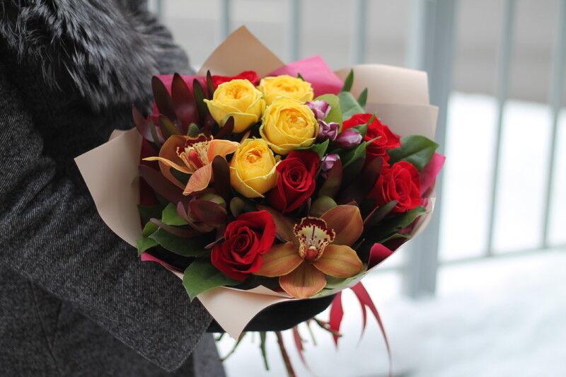 Магазин цветов Cvetok.by Букет «Моя любовь» - фото 1