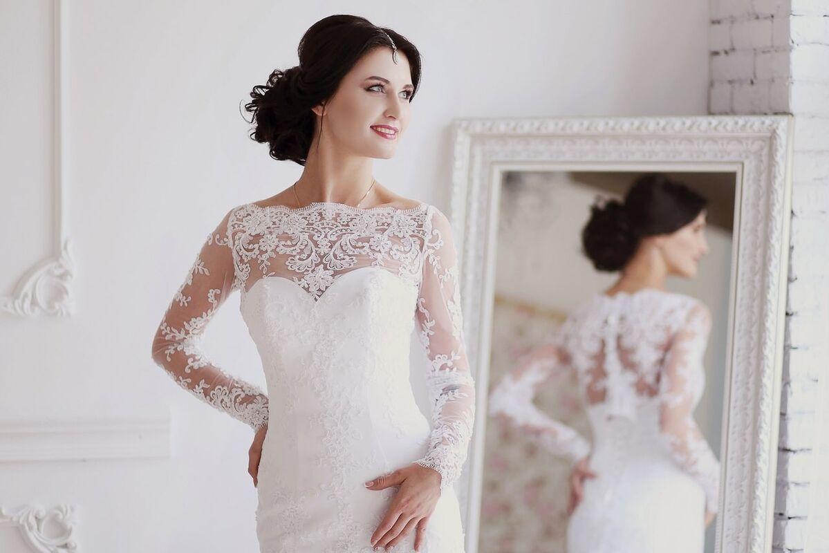 Свадебное платье напрокат ALIZA Свадебное платье «Annabel» Soffito - фото 4