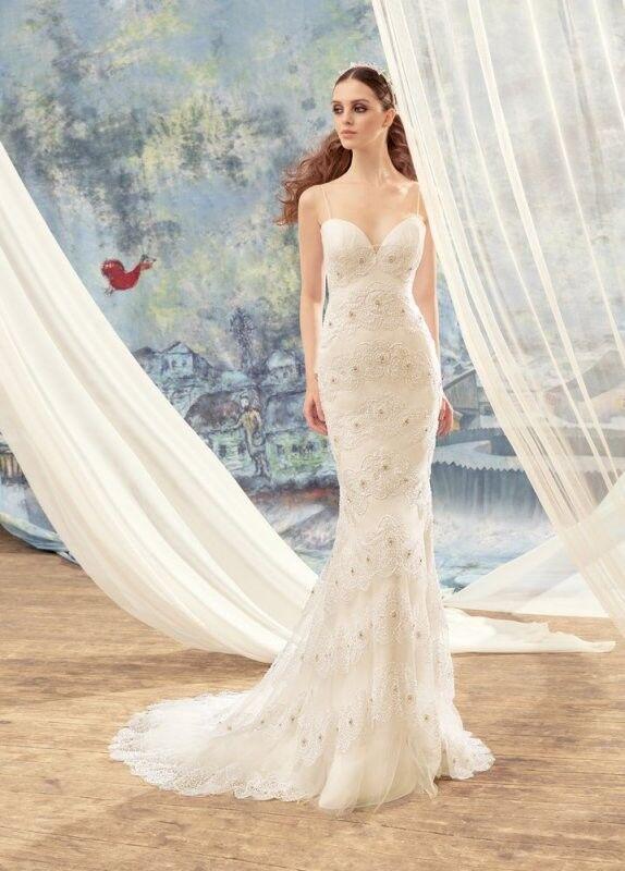 Свадебный салон Papilio Свадебное платье «Чибис» 1728L - фото 1