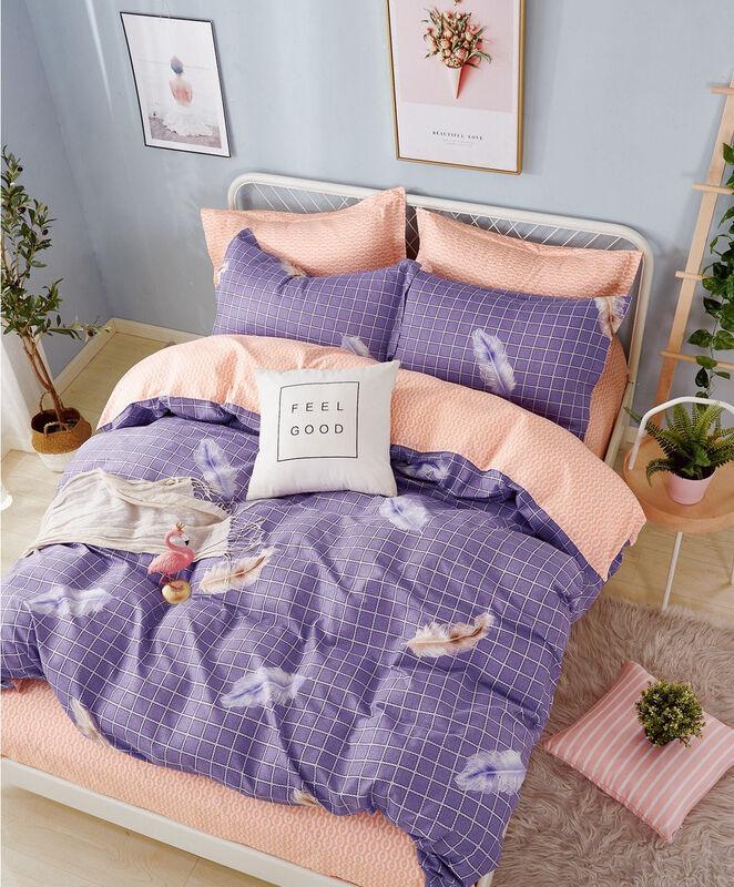 Подарок Сонный Лори Постельный комплект сатин евро арт. ФС10201 - фото 1