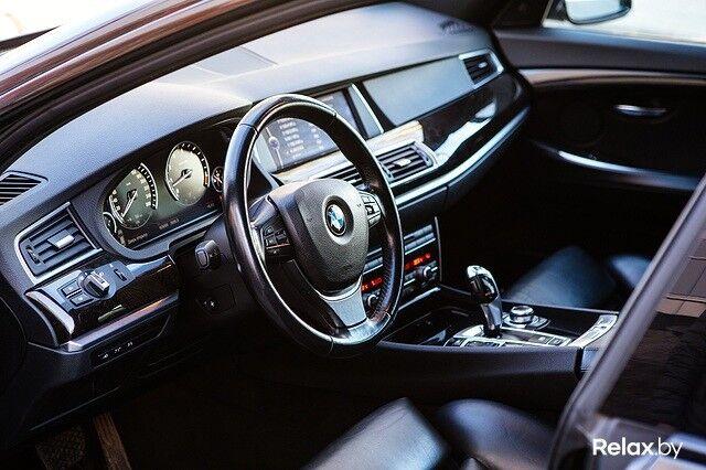 Прокат авто BMW 535i GT 2011 г.в. - фото 4