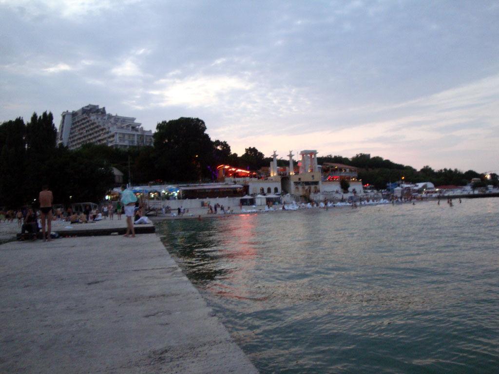 Туристическое агентство Сан Далитур Пляжный отдых в Украине, Железный порт, пансионат «Маяк» - фото 2