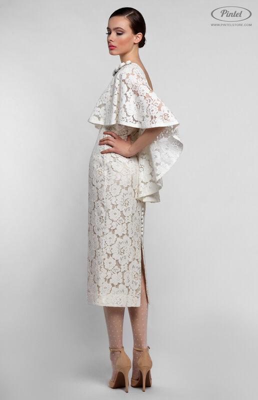Платье женское Pintel™ Облегающее платье-футляр Bonfisa - фото 3