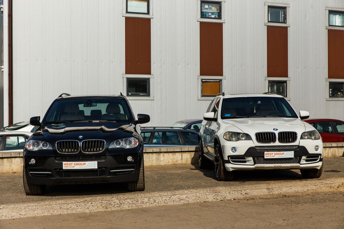 Прокат авто BMW X5 (E70) 2009 - фото 5
