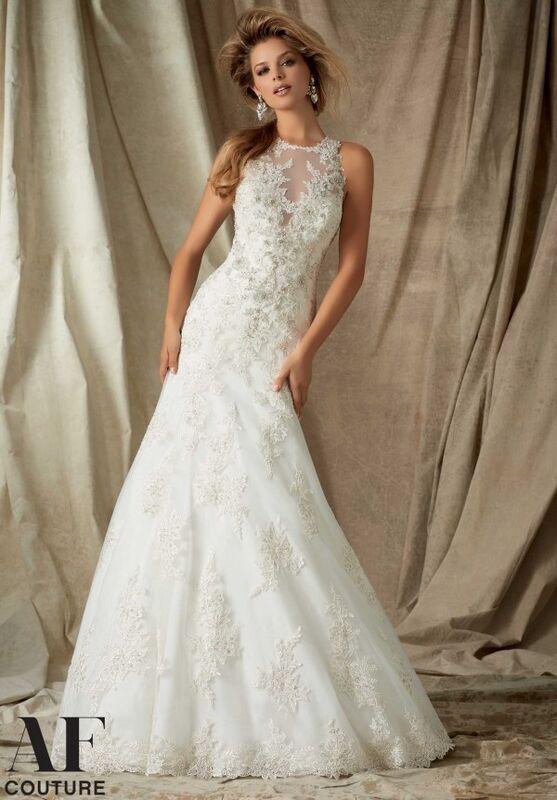 Свадебное платье напрокат Mori Lee Платье свадебное  1323 - фото 1