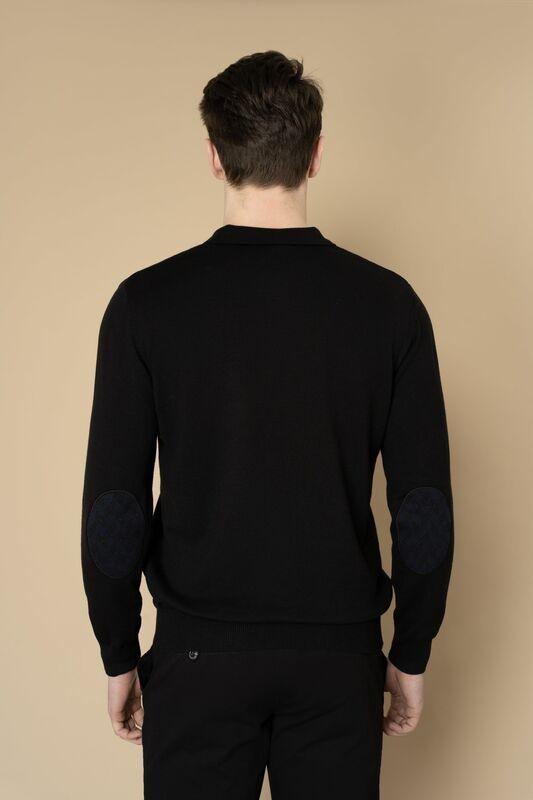 Кофта, рубашка, футболка мужская Etelier Джемпер мужской  tony montana 211391 - фото 6