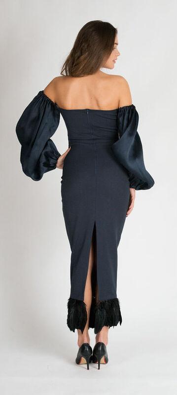 Вечернее платье Rimma Shanoyan Вечернее платье 489 - фото 3